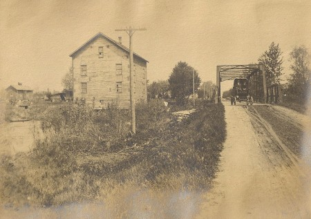 Wacousta Mill, August 1903