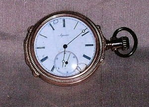 G.W. Stephenson's Watch
