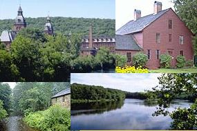 Scenes from the Quinebaug River Valley