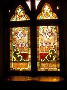 Agnes Stephenson Window in St. John's Episcopal Church