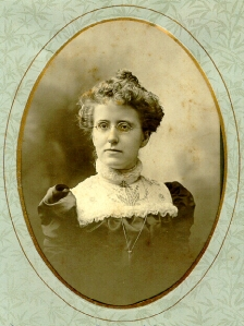 "Mary Taft ""Mamie"" Daniells, wife of Estee"