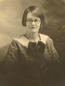 Nina Winegar before college.