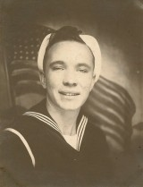 Paul Winegar, U.S. Navy